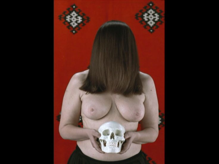 Balkan Erotic Epic: Woman with Skull