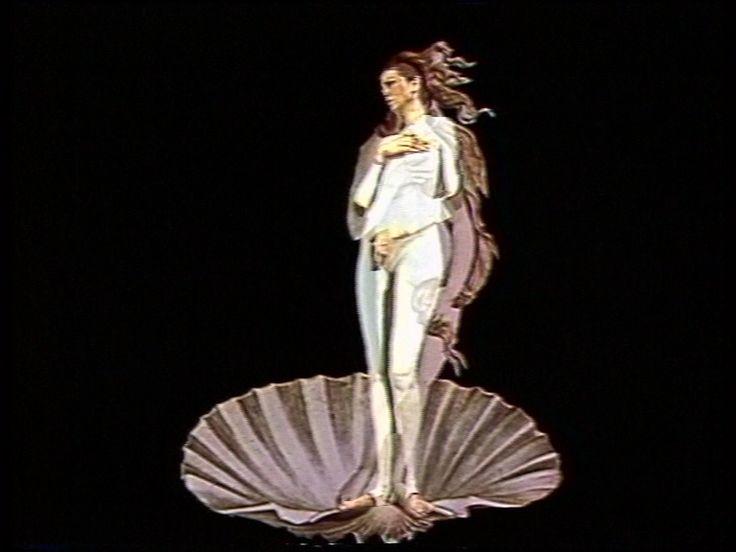 Reflexionen über die Geburt der Venus (1978)