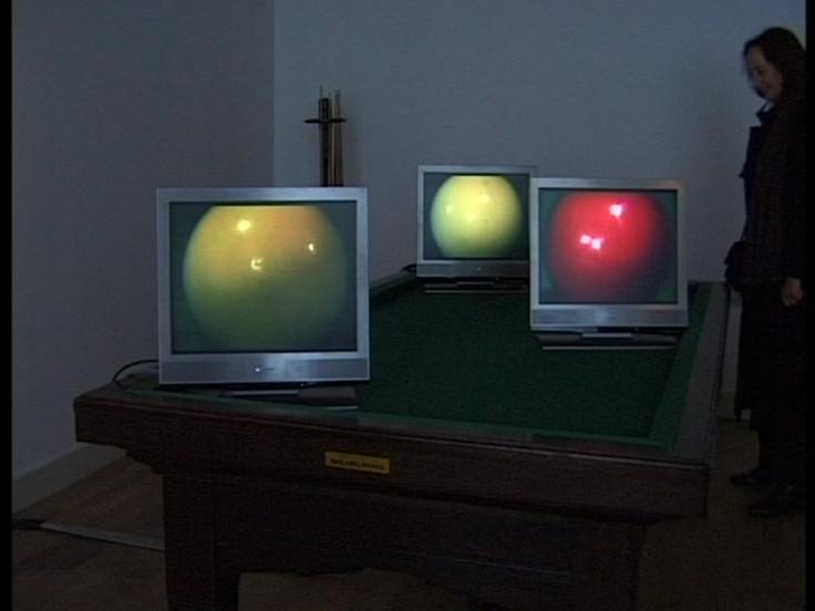 25 Caramboles en variaties (registratie Installations 1975-2006)
