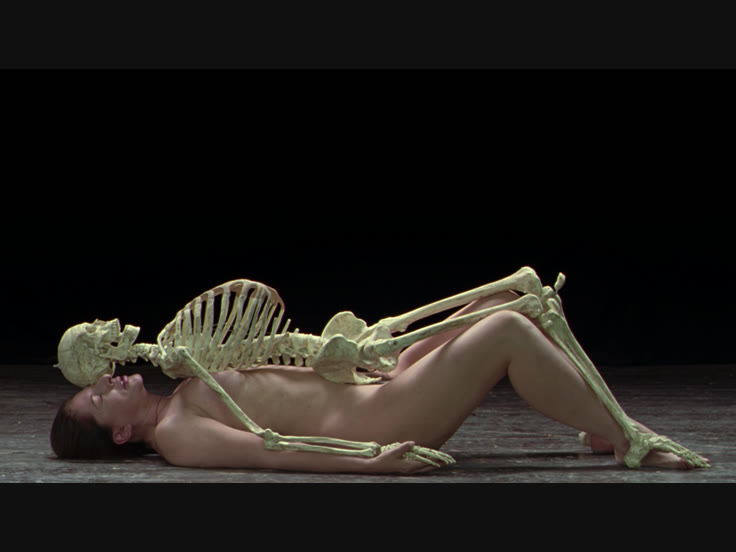 Nude with Skeleton (2012)