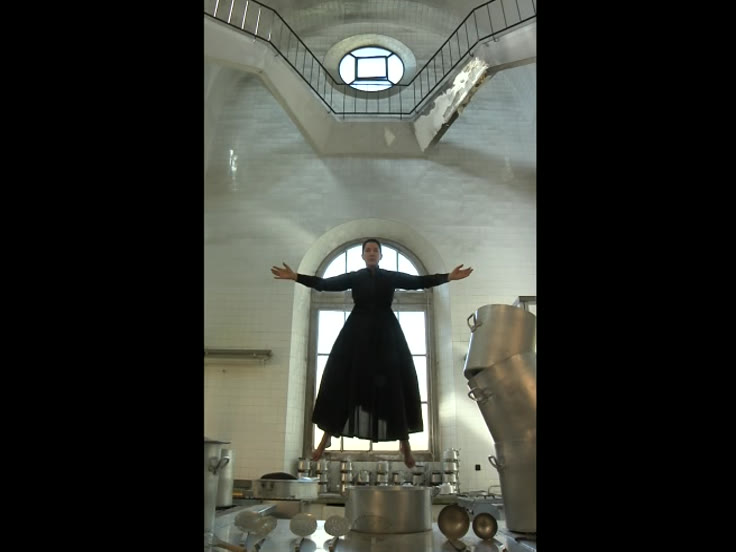 The Kitchen: Levitation