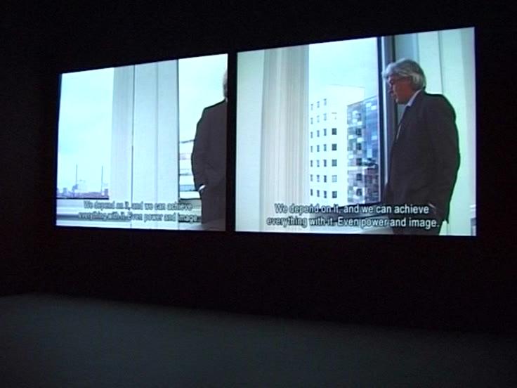 Economisch primaat (registratie Populism, Stedelijk Museum Amsterdam 1)