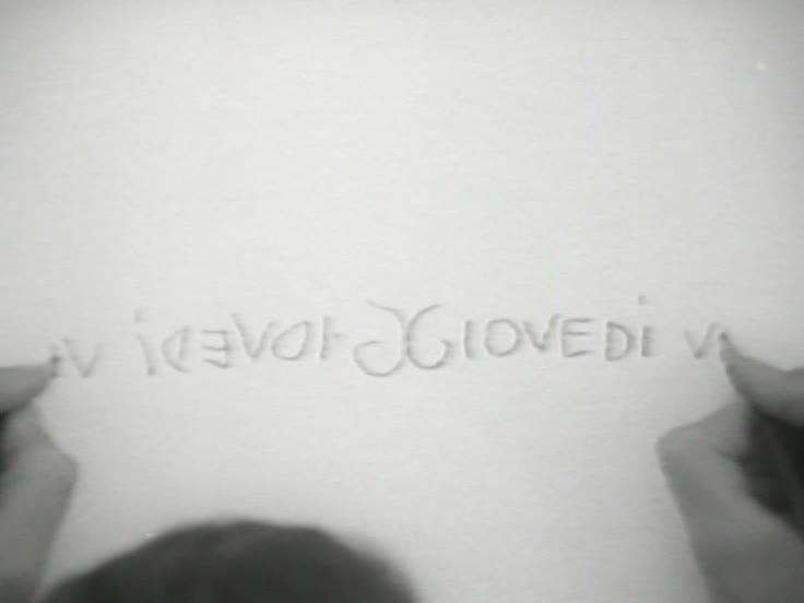 Identifications. Fernsehausstellung II