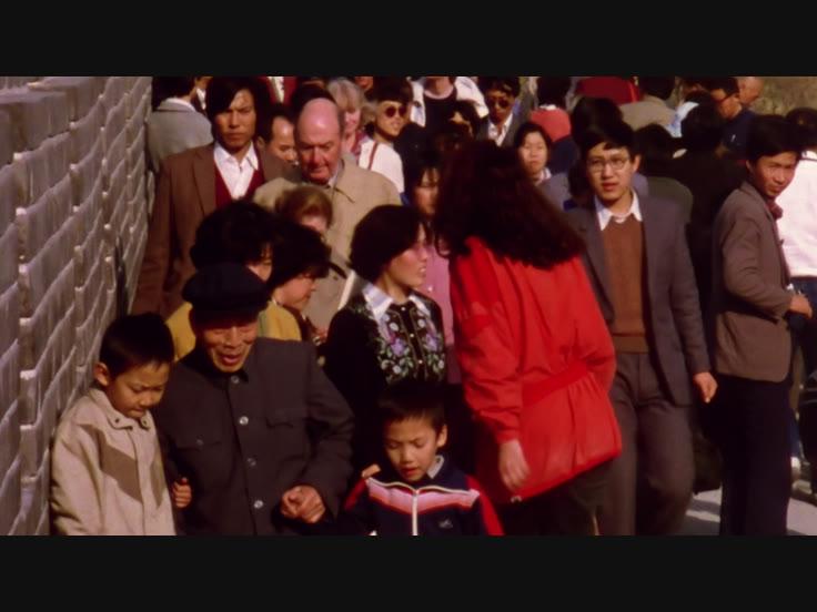 The Lovers, The Great Wall Walk (Marina, RIGHT)